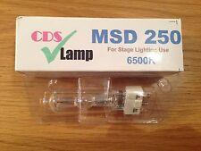 MSD 250 Lampada martin scansione YSD 250 msd250 DJ NSK NSD HSD 250w/60 ba250se/
