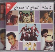 ROCK 'N' ROLL VOL. 2 - VARIOUS ARTISTS on  2 CD's - NEW