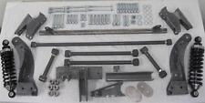 1964 to 1970 Ford Mustang Rear Parallel 4 Link Kit w Panhard Bar & Coil Overs
