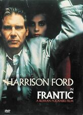Roman Polanski's Frantic ~ Harrison Ford ~ DVD ~ FREE Shipping USA
