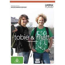 G15 BRAND NEW SEALED Tobie & And Matt - Asia & Europe (DVD, 2011) Lifestyle