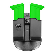 Fobus Double Magazine Pouch for Beretta FS92, PX4 Double Stack .45 Cal - 6945