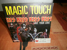 "kiss""magic touch""single7""or.fr.casab:101259.de 1979+ encart juke.box rare"