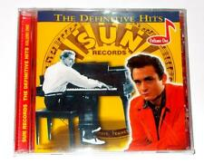 The Definitive Hits Sun Records Volume One 25 Rockabilly Hits Cash Lewis New CD