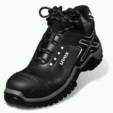 Uvex Xenova Safety Boots S3 6950 Black Size 6