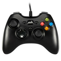 PC Dual Shock Wired USB Game Controller Joypad