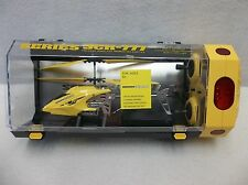2013 Tactical Wireless Indoor Helicopter Series 3CH-777- Yellow