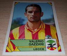 FIGURINA CALCIATORI PANINI 1993/94 LECCE GAZZANI ALBUM 1994