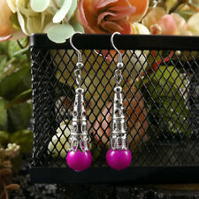 New Chic Fashion Women's Jewelry Silver beads Type Ear Stud Earrings Gift E17