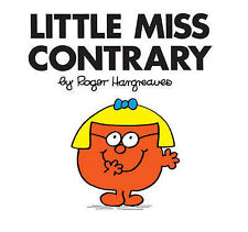 Little Miss Contrary (Little Miss Classic Librar, Roger Hargreaves, New