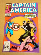 CAPTAIN AMERICA #363 MARVEL COMIC HIGH GRADE NICE CONDITION NOVEMBER 1989