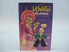 Usagi Yojimbo Demon Mask Signed Stan Sakai Dark horse Comics Hardcover 2001