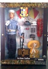 G.I. JOE ACTION SAILOR TIMELESS COLLECTION II Hasbro original box 35 YEARS 1999