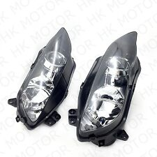 Headlight HeadLamp Light Lamp Lens for Yamaha YZF R1 2004 2005 2006 04 05 06