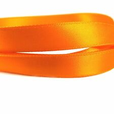 Satin Ribbon Full Rolls - Double Sided Faced Polyester - Wholesale Trade Lengths