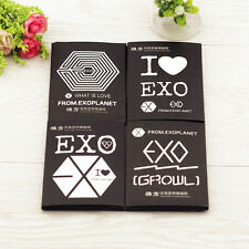 EXO Cosmetic Accessory Blotters Blotting Paper Oil Control Tissue 50 Sheet