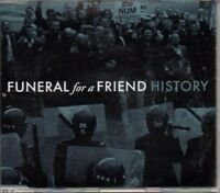 (776Z) Funeral For A Friend, History - DJ CD