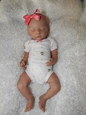 New Limited Edition Noa by Gudrun Legler, Hand painted reborn doll