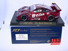 FLY E-101 SLOT CAR LISTER STORM #69 U.K.SPECIAL EDITION MB