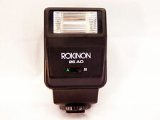 Rokinon 26 AD Flash for Minolta Camera~ Works Flawlessly!