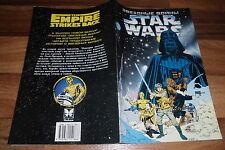 STAR WARS / the EMPIRE STRIKES BACK # I -- Comic in Kyrilischer Schrift // 1998