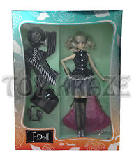 JUN PLANNING J-DOLL VIA MONTE NAPOLEONE X-139 FASHION DOLL JAPANESE COLLECTION