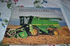 John Deere 9400 9500 9600 Combine Dealers Brochure DCPA5 ver3