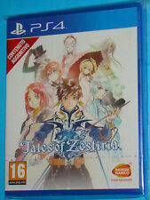 Tales of Zestiria - Sony Playstation 4 PS4 - PAL New Nuovo Sealed