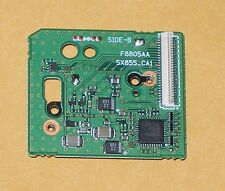 Parts: Olympus SP 350 8 mega pixel digital camera, CCD sensor board