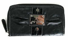 Authentic Baby Phat Womens Bifold Wallet, Black BP6434-A01-BP