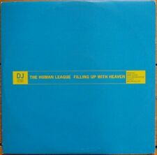 """Human League Filling Up With Heaven Uk Double Dj 12"""""""
