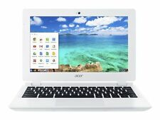 "Acer CB3-111-C9K2 11.6"" (16GB, Intel Celeron Dual-Core, 2.16GHz, 2GB) Chromebook"