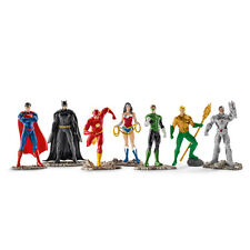 Schleich 22528 la justice league big set (justice league) plastique figure