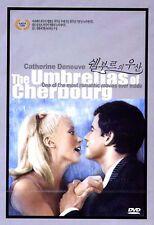 The Umbrellas Of Cherbourg - Jacques Demy, Catherine Deneuve (1964) - DVD new
