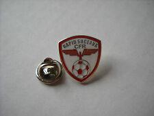 a1 RAPID SUCEAVA FC club spilla football calcio fotbal pins broches romania