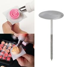 2 x Icing Cream Bake Wedding Cake Flower Decorating Nail Cupcake Sugarcraft Tool