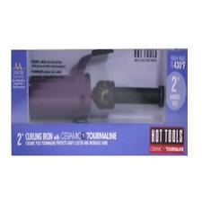 Hot Tools Ceramic Tourmaline Curling Iron W/ Pulse Technology 2-Inch Hair Styler