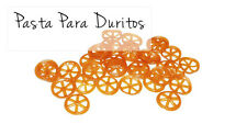 Duritos Wheels Pasta Mexican Traditional To Be Fried Snacks 1 Kg - 2.2 Lb.