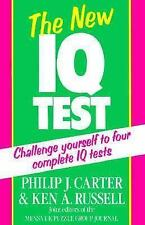 The New IQ Test  Paperback
