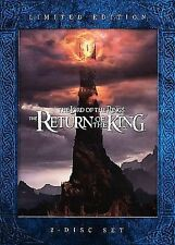 The Lord of the Rings: The Return of the King (DVD, 2006, 2-Disc Set,...
