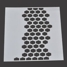 Layering Masking Spray Painted Template Drawing Stencils For DIY Scrapbooking