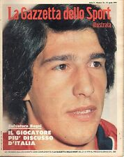 rivista LA GAZZETTA DELLO SPORT ILUSTRATA ANNO 1979 N. 16 BAGNI