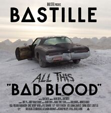 Bastille - All This Bad Blood  BRAND NEW SEALED 2CD