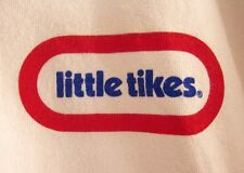 LITTLE TIKES children's toys Hudson lrg T shirt Ohio embroidery Cozy Coupe tee