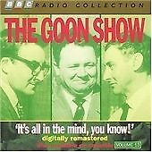 Soundtrack - Goon Show, Vol. 13 (It's All in the Mind/Original , 1999)