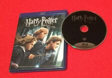 Harry Potter and the Deathly Hallows: Part I (Blu-ray, 2010) Single Disc Version