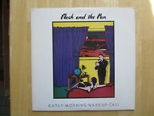 FLASH AND THE PAN  VINYL RECORD LP ~ EARLY MORNING WAKE UP CALL