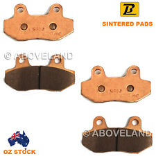 FRONT REAR Sintered Brake Pads for HYOSUNG GV 700 C 2006 2007 2008 2009