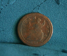 Great Britain 1/2 Penny 1723 Copper World Coin UK Seated Half Cent GB England