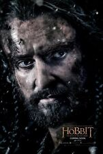 The Hobbit - poster - Lord Of The Rings movie poster Richard Armitage, Thorin